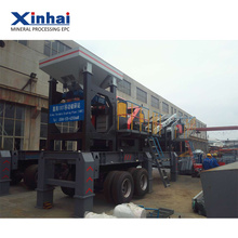 high efficiency small mobile jaw crusher machine / jaw crusher specifications